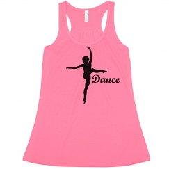 Dance Crop Tee