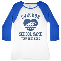High School Swim Moms