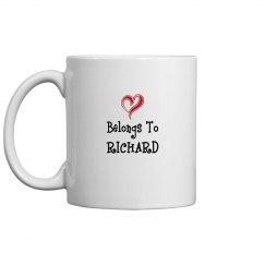 heart belongs to Richard