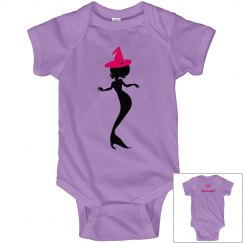 """Infant Girl """"lil"""" Merwitch Onzie"""