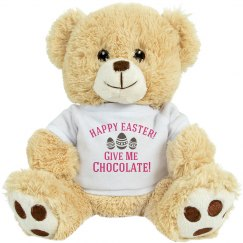 Happy Easter Chocolate