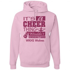 A Cheer Thing