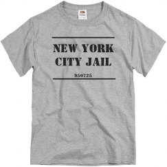 New york city jail