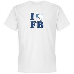 I Don't Like Facebook