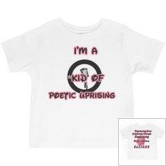 Poetic Uprising Toddler girls