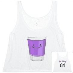 Rainbow Shot Party Purple