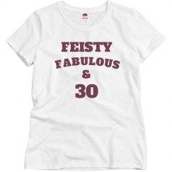 Feisty & fabulous