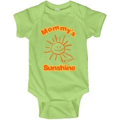 Mommy's Sunshine