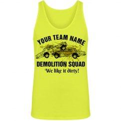 Demo Derby Team Tank