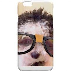 Nerdy dog iPhone 6 case