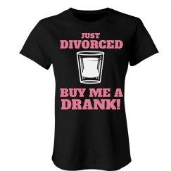 Just Divorced Drank