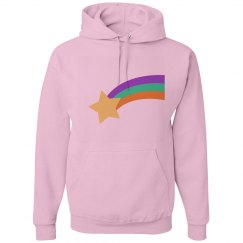 Rainbow Star Pullover