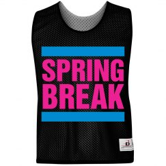 Spring Break LAX Pinnie