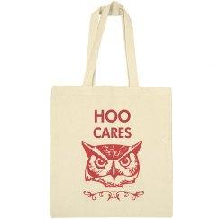 Hoo Cares Owl