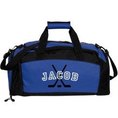 Jacob hockey bag