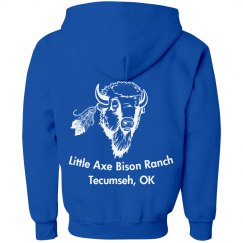Youth Native zip hoodie