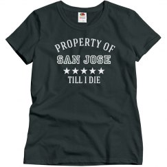 Property of San Jose