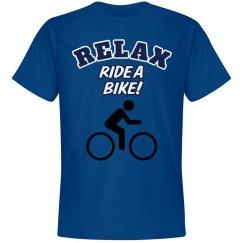 Relax...Ride a Bike