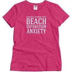 Beach Anxiety