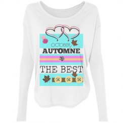 The best colorful automne