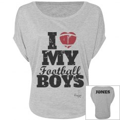 I Love my Football boys