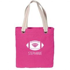 Football Sister Bag