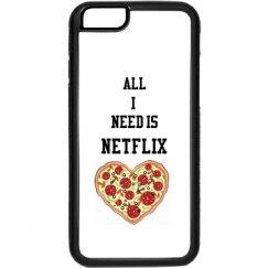Netflix phone case