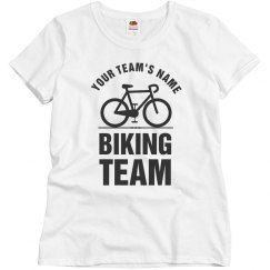 Custom Bike Team Tee