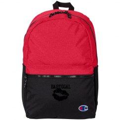 BabyGGal BookBag (PINK)