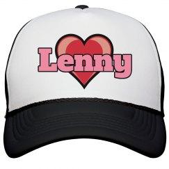 I love Lenny