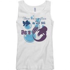 Be a Mermaid Blues