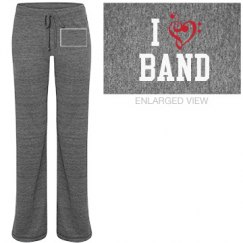 I Heart Band Sweatpants