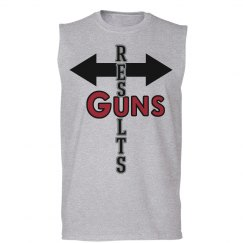 GUNS TO THE GYM
