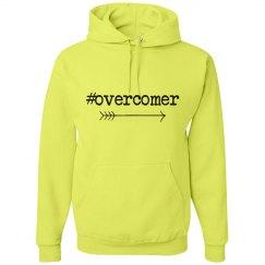 #overcomer Adult Hoodie