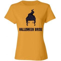 Halloween Bride Tshirt