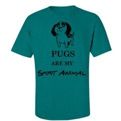 Pugs Spirit Animal