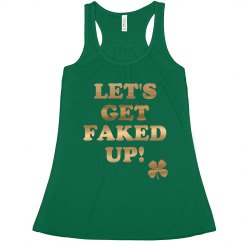 Fake Patty's Day Shirts Green