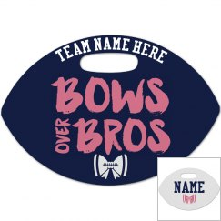 Bows Over Bros Tag