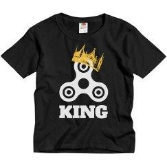 Notorious Fidget Spinner Spin King
