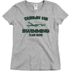 Dublin HS Team Mom Swim
