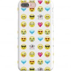 Emoji Pattern Smartphone