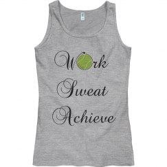 Work Sweat Acheive