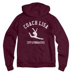 Coach Lisa Gymnastics
