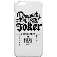 Property of Joker - iPhone 6/6S