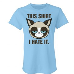 A Grumpy Cat Graphic Tee