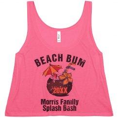 Beach Bum Family Vacation