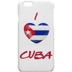 Cuba iPhone5