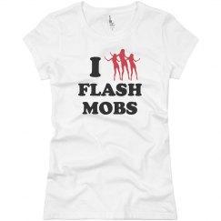 I Heart Dance Flash Mobs