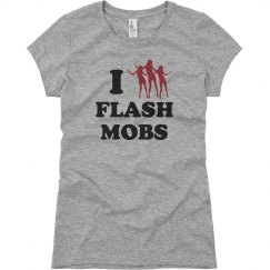 I Heart Dance Flash Mobs