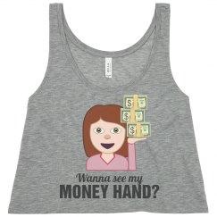 Color Guard Money Hand Toss